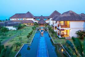 Cottages In Pondicherry Near The Beach by Le Pondy Beach And Lake Resort A 5 Star Rated Hotel In East Coast