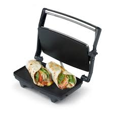 Round Sandwich Toaster 2 Slice Sandwich Toaster U0026 Panini Maker Vst049 Breville
