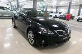 lexus manufacturer warranty 2013 2013 lexus is 250 awd special edition 25 995 québec