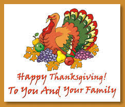 happy thanksgiving honor turkey de ryck
