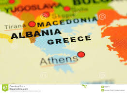 Map Of Greece by Map Of Greece Stock Photos Image 6297913