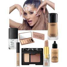 missjessicaharlow style steal ariana grande makeup 2016 today show arianagrande maccosmetics contour natural beautytrend tanskin lipstick urbandecay