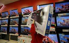 how busy is target on black friday black friday crowds thin in subdued start to u s holiday shopping