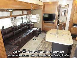 Open Range Travel Trailer Floor Plans by 2017 Highland Ridge Rv Open Range Highlander 31rgr Travel Trailer