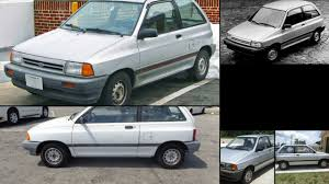 1990 ford festiva news reviews msrp ratings with amazing images