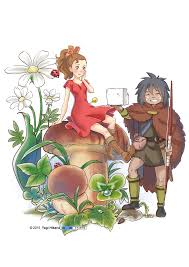 borrower arrietty yagihikaru deviantart