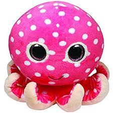 amazon ty beanie boos legs octopus regular plush 4 5