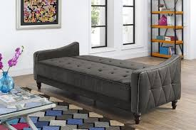 Living Room Jordans Sleeper Sofa Within Sofas Center  Tufted - Hard sofas