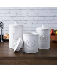 fleur de lis kitchen canisters get this amazing shopping deal on white fleur de lis kitchen
