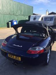 Porsche Boxster Gumtree - porsche boxster in north shields tyne and wear gumtree