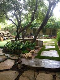 San Antonio Patios by Artificial Grass And Flagstone Slabs By Southwest Greens Of San