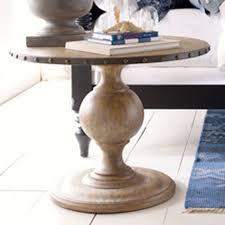Pedestal Accent Table Shop Side Tables Side U0026 Accent Tables Ethan Allen