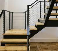 preengineered steel stair systems prefab stairs residential