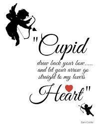 cupid draw back your bow debbiedoos
