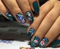 nail art 2564 best nail art designs gallery flower nail art