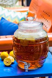how to make sun tea the pioneer woman