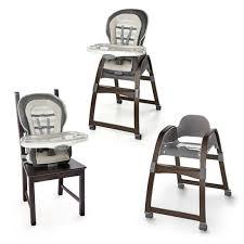 trio 3 in 1 wood high chair tristan