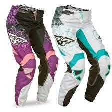 fly motocross goggles racing kinetic girls motocross pants