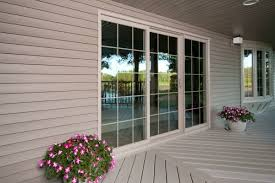 Milgard Patio Door Sliding Patio Doors Vinyl Aluminum Milgard Windows Throughout
