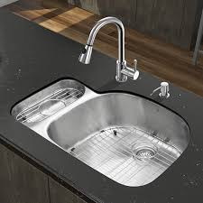 discount kitchen sinks and faucets bowl sink faucet combinations