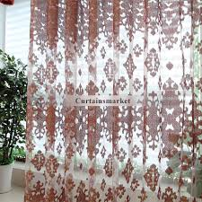 Pattern Window Curtains Delicate Patterns Window Curtains Designs May Satisfy You