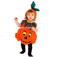 pumpkin costume 2017 custom wholesale toddler baby pumpkin costume