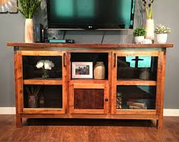 reclaimed wood tv stand pallet wood u0026 barn wood style