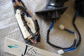 lexus sc300 parts catalog lexus sc300 sc400 toyota soarer jzz30 power folding mirror switch