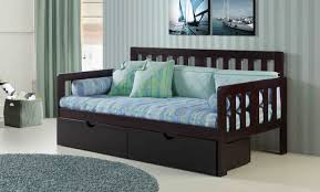 Daybed With Bookcase Headboard Day Beds Full Daybeds With Bookcase Headboard And Six Storage