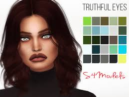 sims 4 hair cc the sims 4 eyes s4models
