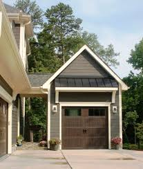 Craftsman Sconces Garage Attached With Breezeway Garage Craftsman With Outdoor Wall