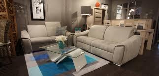 l univers du canapé canapé tissu microfibre hima azaire catania magasin de meubles