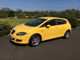 seat leon ga motors ballymoney used cars ni