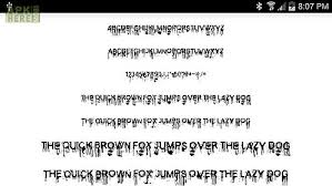 fonts for android fonts for flipfont for android free at apk here