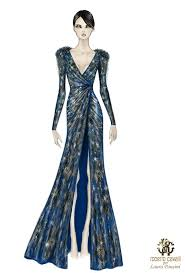 dress code high fashion roberto cavalli dresses laura pausini