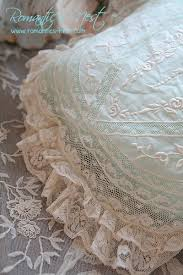 Heirloom Lace Curtains Heirloom Lace Pillow Case Ruffles U0026 Lace Pinterest Shabby