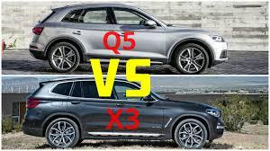 q5 vs bmw x3 2018 bmw bmw x3 vs audi q5