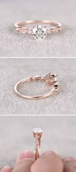 simple engagement ring 83 simple engagement rings you ll want to wear forever