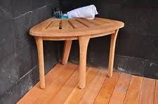 Teak Outdoor Cabinet Teak Outdoor Furniture Sets Ebay