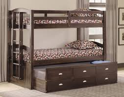 Bunk Bed With Trundle And Drawers The Most Beautiful Bed Trundle Storage Drawers