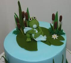 frog baby shower baby shower