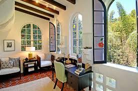 Mediterranean Style Home Interiors Charlie Sheen U0027s Mediterranean Style Home In L A Hooked On Houses