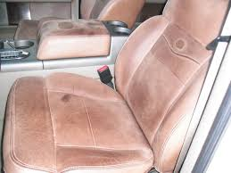 King Ranch Interior Swap Interested In King Ranch Leather Care You Have Come To The Right