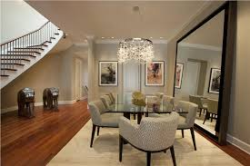 contemporary dining room by michael abrams