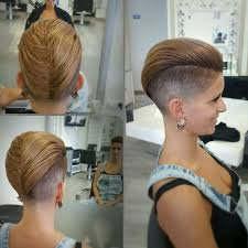 high nape permed haircut 125 best woman s hair images on pinterest mid length razored