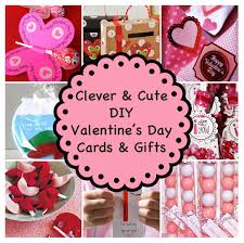 Homemade Valentine S Day Gifts For Him by Clever And Cute Diy Valentine U0027s Day Cards U0026 Gifts
