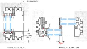 glass wall floor plan how to represent sliding door in plan sliding door designs