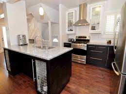 Two Tone Kitchen Cabinets Black And White Two Tone Kitchen Cabinets Trend House Interior And Furniture