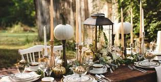 great table ideas for thanksgiving angeli
