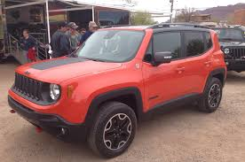 jeep renegade black upgrades in jeep renegade trailhawk for impressing the off road